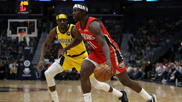 New Orleans Pelicans star Jrue, and Indiana Pacers pair Justin and Aaron made history on Saturday.