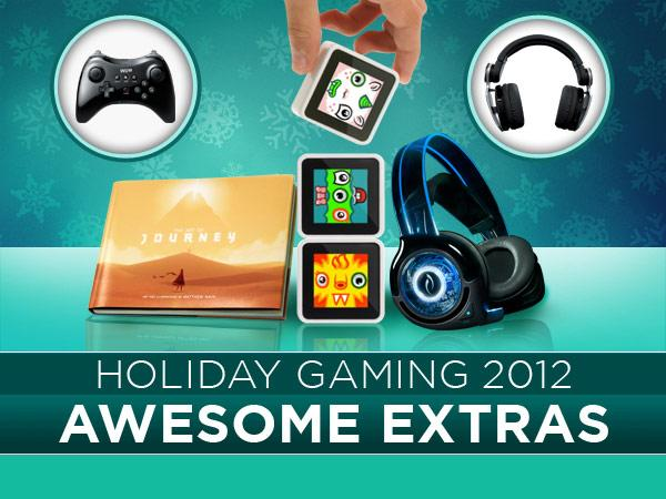 Shopping for the gamer on your list should be the easiest part of your holiday gift gathering. Buy a good game and, bam! You're finished, right? <br><br>Not necessarily. Gamers have the annoying habit of buying the best games right when they come out, ruining the plans of well-meaning gift givers. And if you don't know precisely what game they're looking for, you could inadvertently pick out a dud. <br><br>Gaming culture, thankfully, extends beyond games themselves. Here are a few alternative suggestions worthy of your consideration.