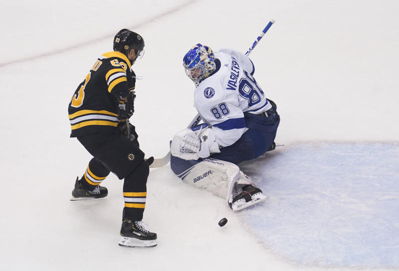 Torey Krug, Bruins know they 'need to bring it' in Game 5 vs. Lightning