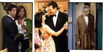 """<p>Friends left our TV screens 17 years ago, but later this week its characters are <a href=""""https://www.elle.com/uk/life-and-culture/culture/a29781521/friends-reunion-special-hbo-max/"""" rel=""""nofollow noopener"""" target=""""_blank"""" data-ylk=""""slk:returning for a reunion"""" class=""""link rapid-noclick-resp"""">returning for a reunion</a> that people have been anticipating ever since the curtains came down on the Warner Brothers California studio set in 2004. </p><p>The reunion marks the first time in as many years that <a href=""""https://www.elle.com/uk/life-and-culture/g29735149/friends-cast-reunion/"""" rel=""""nofollow noopener"""" target=""""_blank"""" data-ylk=""""slk:all six of the lead characters"""" class=""""link rapid-noclick-resp"""">all six of the lead characters</a>, Jennifer Aniston, Matt Le Blanc, David Schwimmer, Matthew Perry, Lisa Kudrow and Courteney Cox have appeared on screen together. </p><p>Individually, most of the cast have remained in the public eye since the end of Friends. Aniston is still as famous as she ever was and even reached a career milestone in 2020 with a SAG award (the first since she won one as part of the ensemble cast for Friends in 1996) with her role in The Morning Show. Kudrow appeared opposite Steve Carrell in 2020's Space Force and Courteney Cox led her own sitcom Cougar Town for six years. As for the male leads, last year Schwimmer fronted a Sky show Intelligence, Le Blanc took over hosting duties of Top Gear for three years and Perry was cast in the upcoming <a href=""""https://www.elle.com/uk/life-and-culture/culture/a32596608/jennifer-lawrence-movie-dont-look-up-netflix/"""" rel=""""nofollow noopener"""" target=""""_blank"""" data-ylk=""""slk:Don't Look Up movie"""" class=""""link rapid-noclick-resp"""">Don't Look Up movie </a>with Leonardo DiCaprio, Jennifer Lawrence and Ariana Grande. </p><p>But there are other cast favourites that we are much more familiar with from our sixth loop of watching Friends reruns from start to finish on Netflix. Who can forget the faces of James Michael Tyle"""