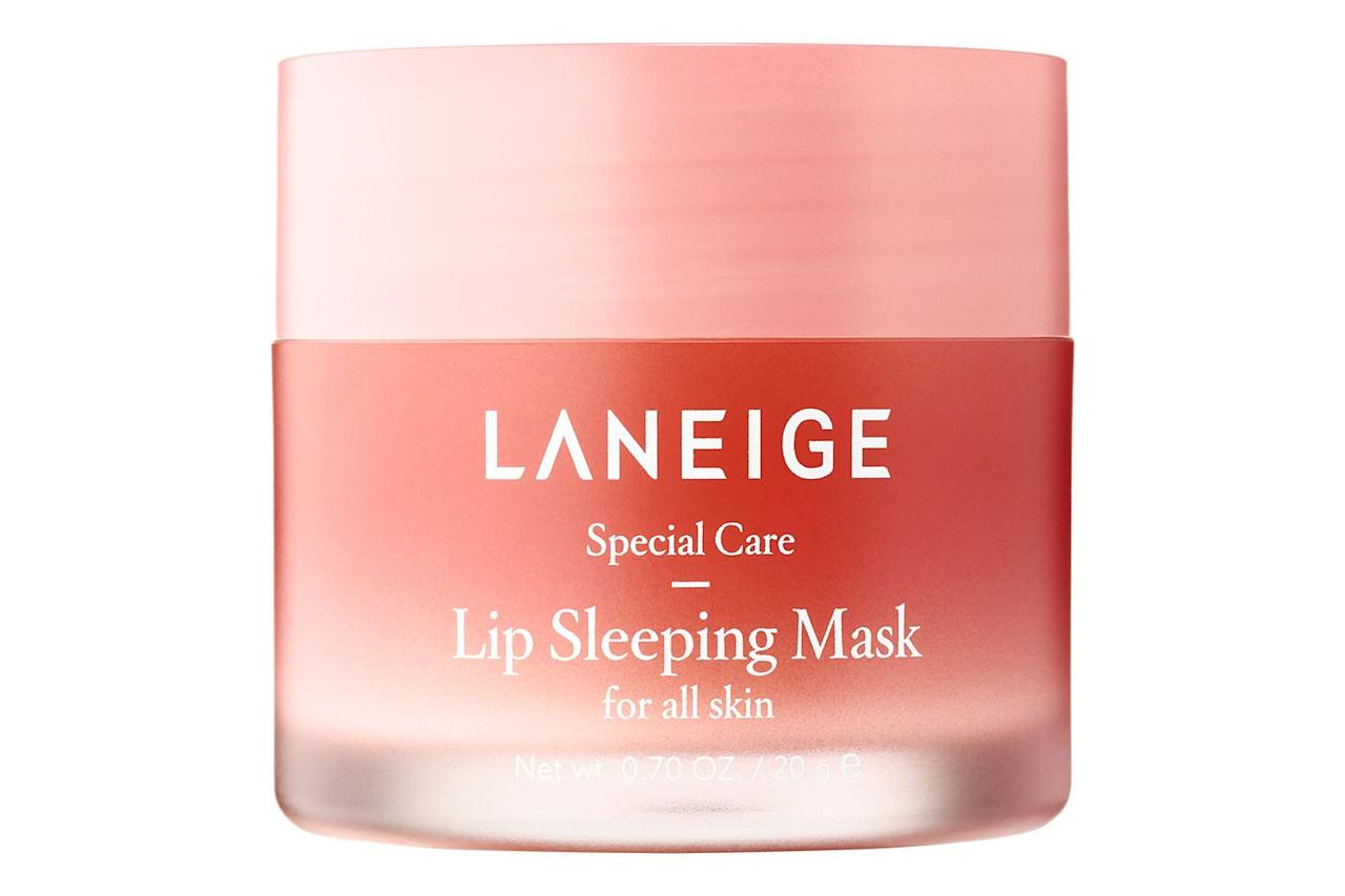 "<p><a class=""body-btn-link"" href=""https://www.amazon.co.uk/Laneige-Sleeping-Mask-Skin-Type/dp/B00XKWMDJG?tag=hearstuk-yahoo-21&ascsubtag=%5Bartid%7C1919.g.17639130%5Bsrc%7Cyahoo-uk"" target=""_blank"">buy now</a></p><p>""Hopping on the Laneige Lip Sleeping Mask train. It's pricey but it literally lasts forever, plus it absolutely saved my lips. I would have peeled, cracked lips all the time, no matter what I did. I tried drinking more water, I've spent so much money on balms and salves. This is the only one that really helped."" Says Reddit user <a href=""https://www.reddit.com/user/stop-rightmeow"" target=""_blank"">stop-rightmeow</a>.<br></p>"