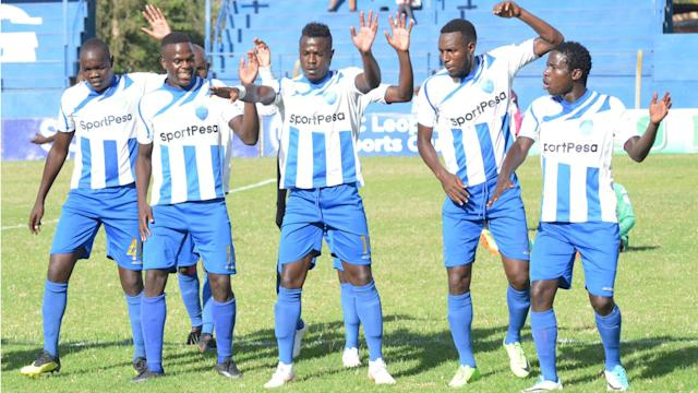 Boniface Mukhekhe came on from the bench to help AFC Leopards win the encounter against his former side