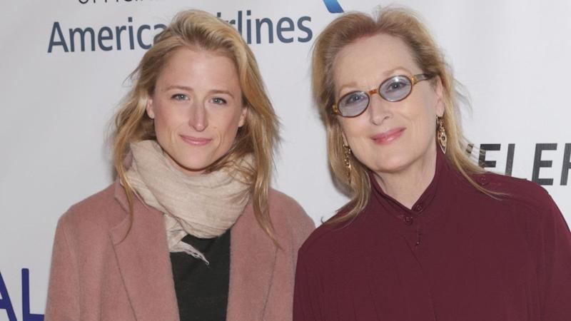 Meryl Streep Is a First-Time Grandmother After Daughter Mamie Gummer Gives Birth