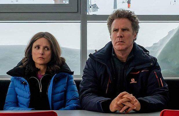Julia Louis-Dreyfus and Will Ferrell Have an Awkward Ski Vacation in 'Downhill' Trailer (Video)
