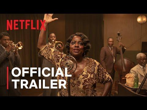 """<p>Celebrating the accomplishments and powerful voice of Ma Rainey (Viola Davis), the Mother of the Blues, <em>Ma Rainey's Black Bottom</em> also features the story of a young and ambitious trumpeter named Levee (Boseman) during a recording session in the summer of 1927.</p><p><a class=""""link rapid-noclick-resp"""" href=""""https://www.netflix.com/title/81100780"""" rel=""""nofollow noopener"""" target=""""_blank"""" data-ylk=""""slk:STREAM IT HERE"""">STREAM IT HERE</a></p><p><a href=""""https://youtu.be/ord7gP151vk"""" rel=""""nofollow noopener"""" target=""""_blank"""" data-ylk=""""slk:See the original post on Youtube"""" class=""""link rapid-noclick-resp"""">See the original post on Youtube</a></p>"""