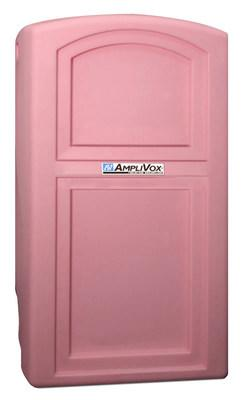 AmpliVox Pink Podiums and megaphones have been donated to many breast cancer awareness organizations.