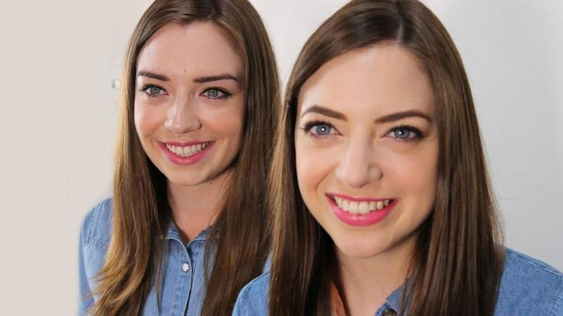 Doppelgangers Take DNA Test to Find Out If They're Related, 'Surprised' by Results