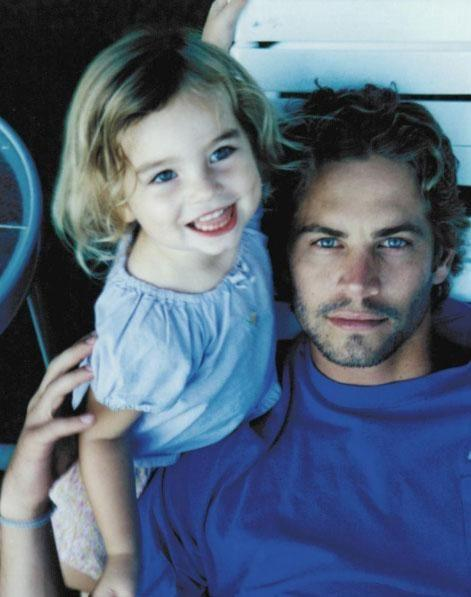 Meadow has shared a number of pics with late dad. Source: Instagram