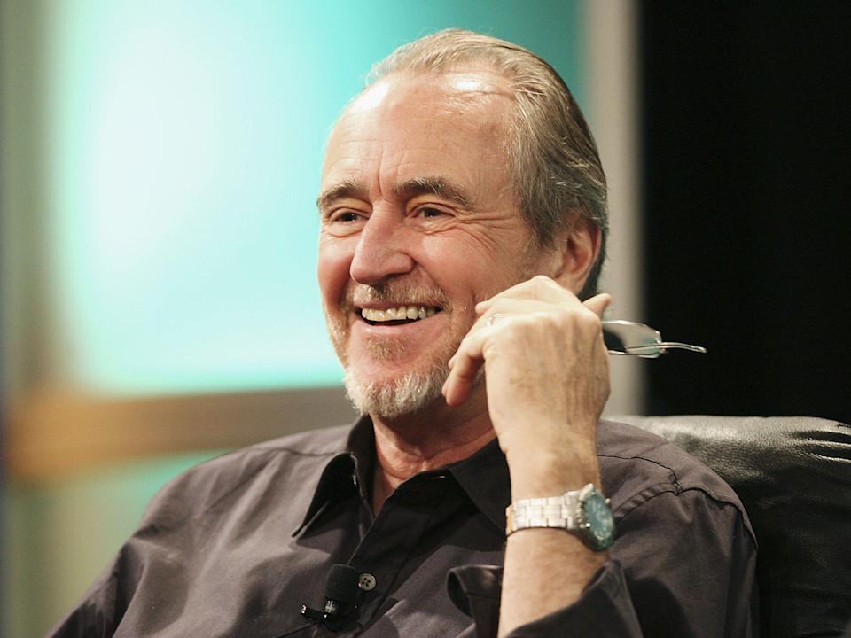 Wes Craven Frederick M. Brown Getty