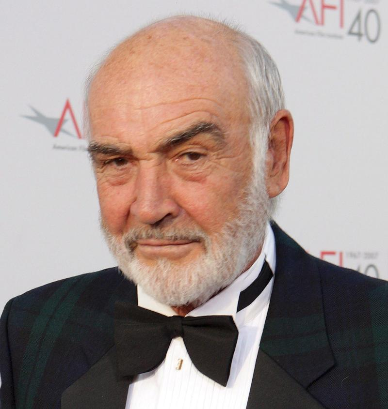 Sean Connery El Carismatico James Bond Cumple 90 Anos