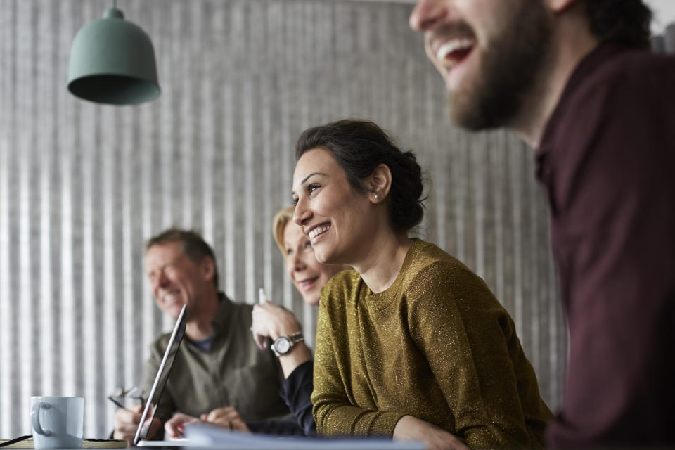 What do job seekers want most of all? (Source: Getty)