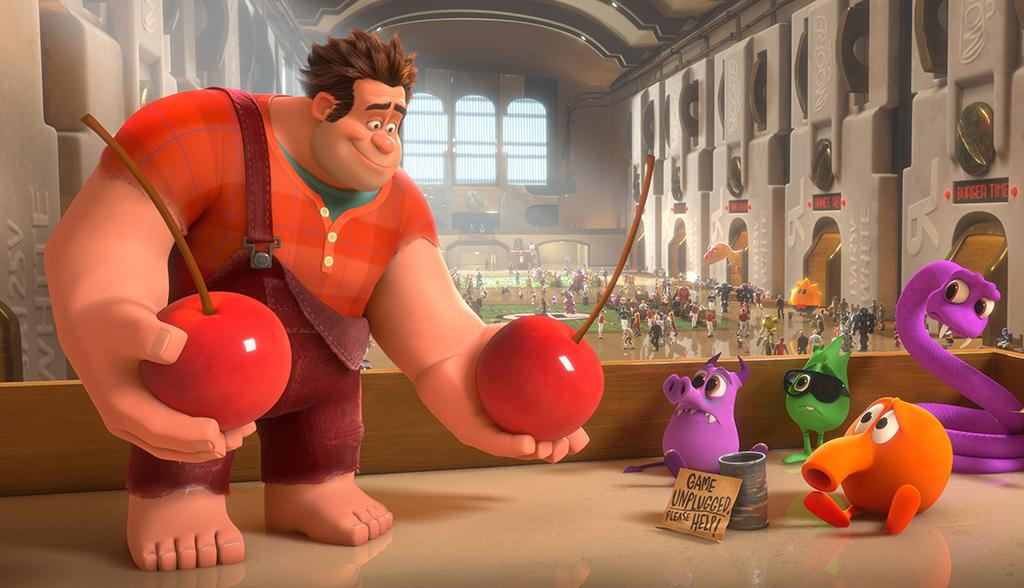 "SNUB: ""Wreck-It Ralph"" Though ""Brave"" looked gorgeous and came from Pixar -- which has all but become a synonym of animation excellence --""Wreck-It Ralph"" was the most inventive, entertaining animated movie of the year. Sure, ""Brave"" had some great actions sequences and a heroine with a truly amazing head of hair, but in the end, that movie lacked the wit and emotional punch of ""Ralph."""