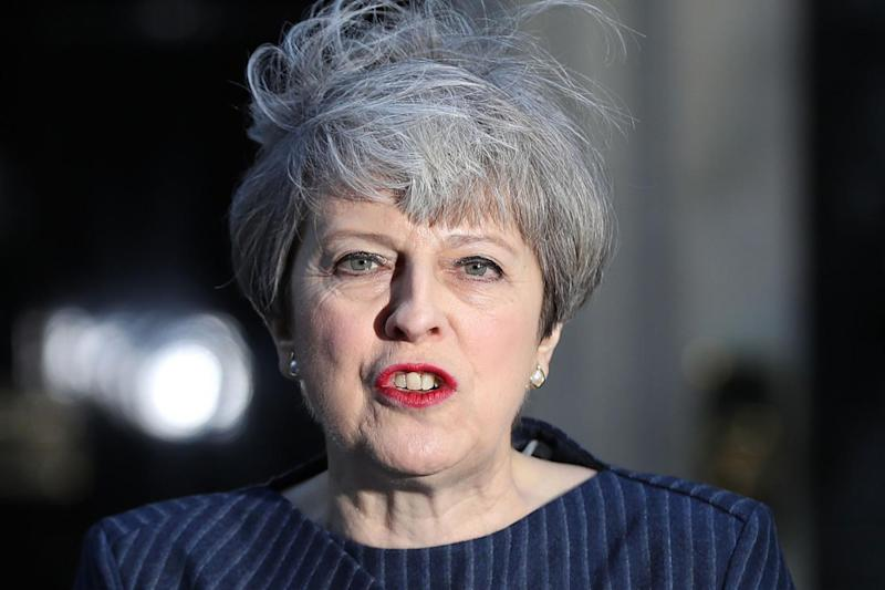 Prime Minister Theresa May will not take part in televised leader debates in the run up to the general election (Getty)