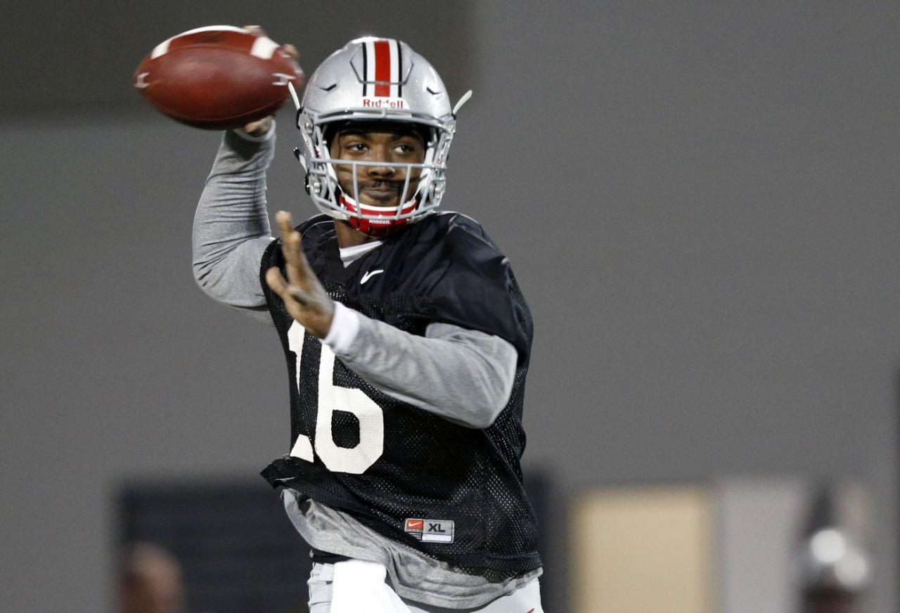 Ohio State's J.T. Barrett in his own words: 'I've practically seen it all'