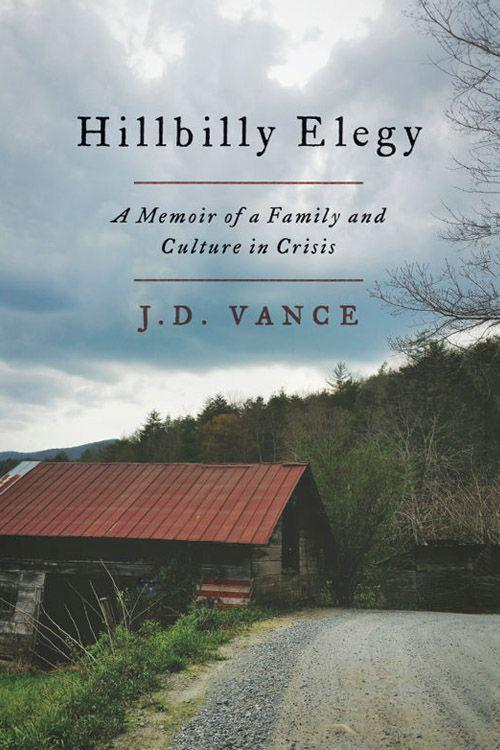 """<p><strong><em>Hillbilly Elegy </em>by J. D. Vance</strong></p><p><span class=""""redactor-invisible-space"""">$12.75 <a class=""""link rapid-noclick-resp"""" href=""""https://www.amazon.com/Hillbilly-Elegy-Memoir-Family-Culture/dp/0008220565/ref=tmm_pap_swatch_0?tag=syn-yahoo-20&ascsubtag=%5Bartid%7C10050.g.35990784%5Bsrc%7Cyahoo-us"""" rel=""""nofollow noopener"""" target=""""_blank"""" data-ylk=""""slk:BUY NOW"""">BUY NOW</a> </span></p><p><span class=""""redactor-invisible-space"""">As a former marine and Yale Law School graduate, Vance discusses what the struggles are like for America's white working class as he recounts his childhood growing up in a poor Rust Belt town. J. D. Vance's memoir has been called """"an essential read"""" by the <em>New York Times.</em><br></span></p>"""