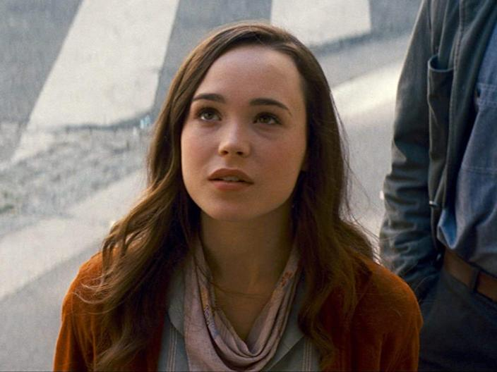 """Ellen Page appeared in """"Inception."""""""