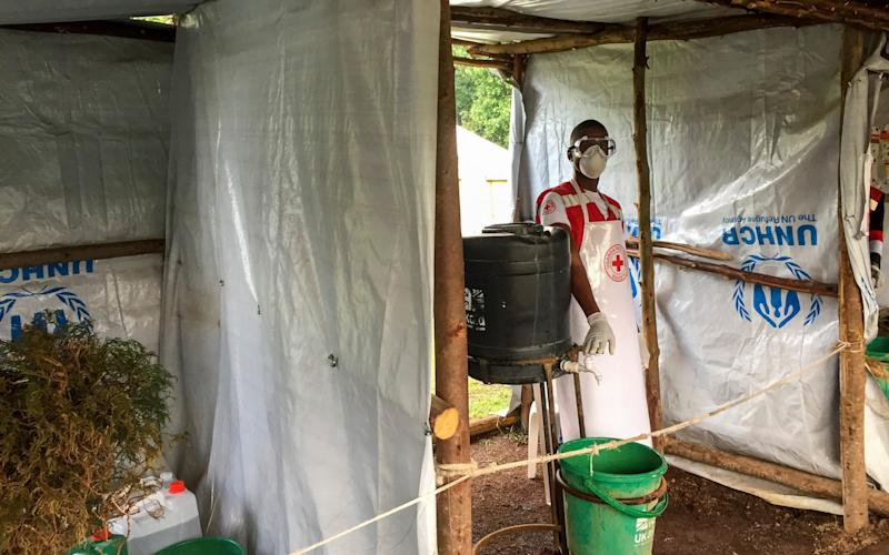 Uganda is more developed and stable than DRC and has been preparing for the eventuality of Ebola for some time, carefully monitoring the thousands who cross the border each day - International Rescue Committee