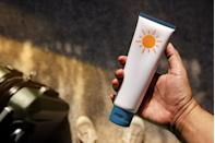 "<p>Old sunscreen loses its ability to protect you from the sun's rays over time, so it's better to just get a new bottle if you don't know how old it is.</p><p><strong>RELATED: </strong><a href=""https://www.goodhousekeeping.com/beauty/anti-aging/g1288/best-sunscreens/"" rel=""nofollow noopener"" target=""_blank"" data-ylk=""slk:The 10 Best Sunscreens to Protect Your Skin, According to Beauty Experts"" class=""link rapid-noclick-resp"">The 10 Best Sunscreens to Protect Your Skin, According to Beauty Experts</a></p>"