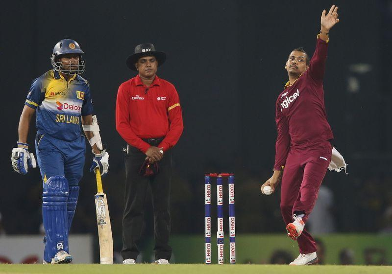 Narine reported for suspect bowling action again