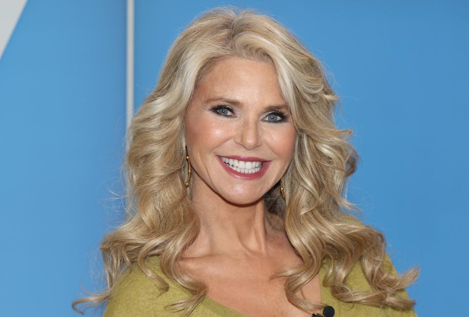 Christie Brinkley says a slew of medical procedures hindered her healthy lifestyle. (Photo: Jim Spellman/Getty Images)