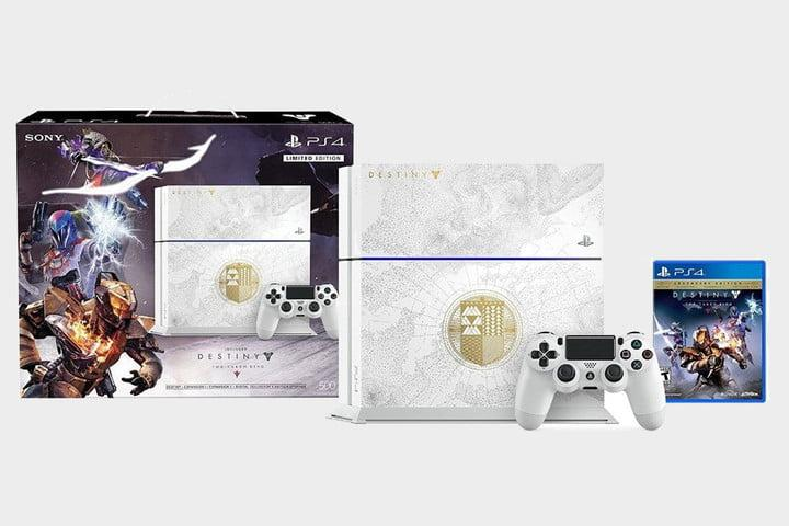 PlayStation 4 Bundle - Destiny The Taken King Limited Edition