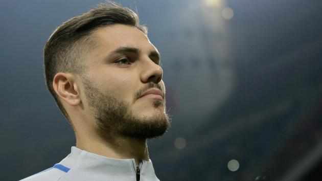 <p>Ausilio: Contract talks with Inter's Icardi done in silence</p>