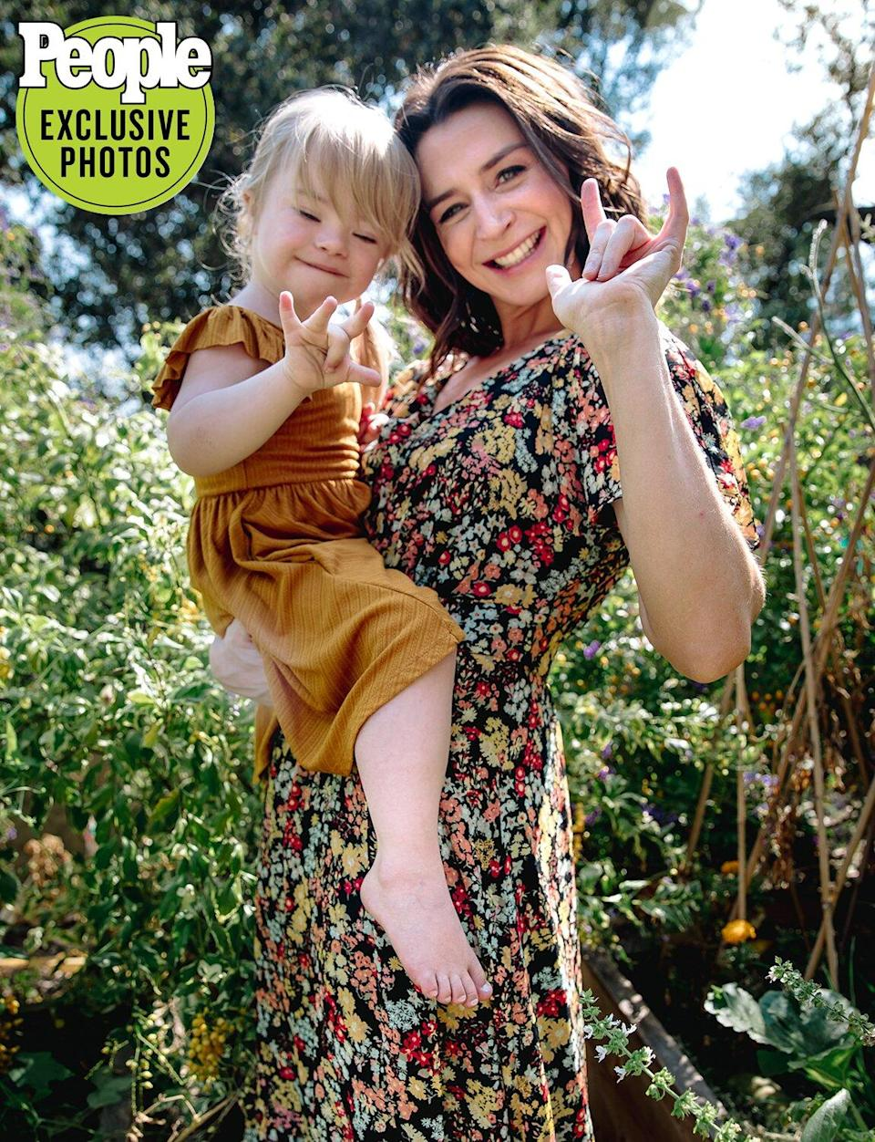 Caterina Scorsone Recalls Moments After Delivering Daughter, Who Has Down Syndrome: 'I Was Scared'