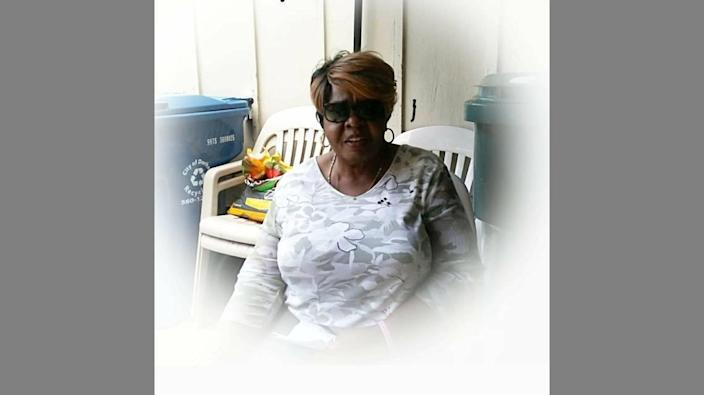 Paulette Thorpe, 74, was killed by celebratory gunfire on Independence Day in Durham, North Carolina.