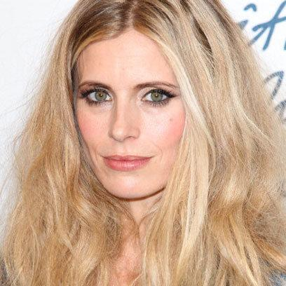 Laura Bailey: Tousled Hair