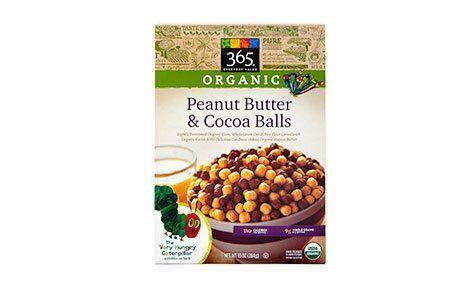 """<p><a class=""""link rapid-noclick-resp"""" href=""""https://www.amazon.com/s?k=365+cereal&i=wholefoods&ref=nb_sb_noss_1&tag=syn-yahoo-20&ascsubtag=%5Bartid%7C1782.g.22559891%5Bsrc%7Cyahoo-us"""" rel=""""nofollow noopener"""" target=""""_blank"""" data-ylk=""""slk:BUY NOW"""">BUY NOW</a></p><p>Not only is there just about every flavor of cereal (or a 365 version of them), but they're much cheaper than they typically are at other stores.</p>"""