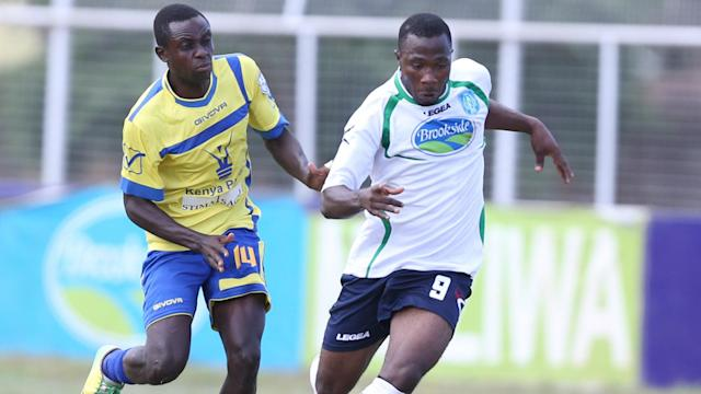 Christopher Oruchum's strike was all that the milkmen needed to move one place up on the table with twenty three points