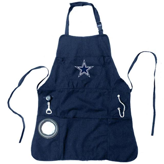 Cowboys Four-Pocket Apron