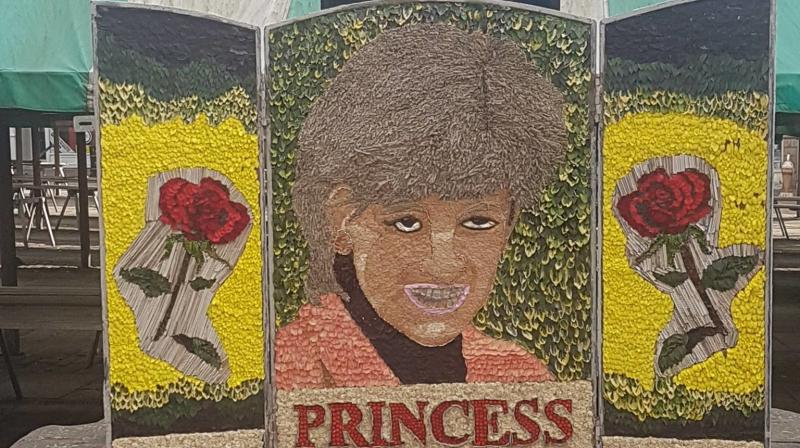 Chesterfield's Princess Diana Memorial Gets Absolutely Slated On Social Media