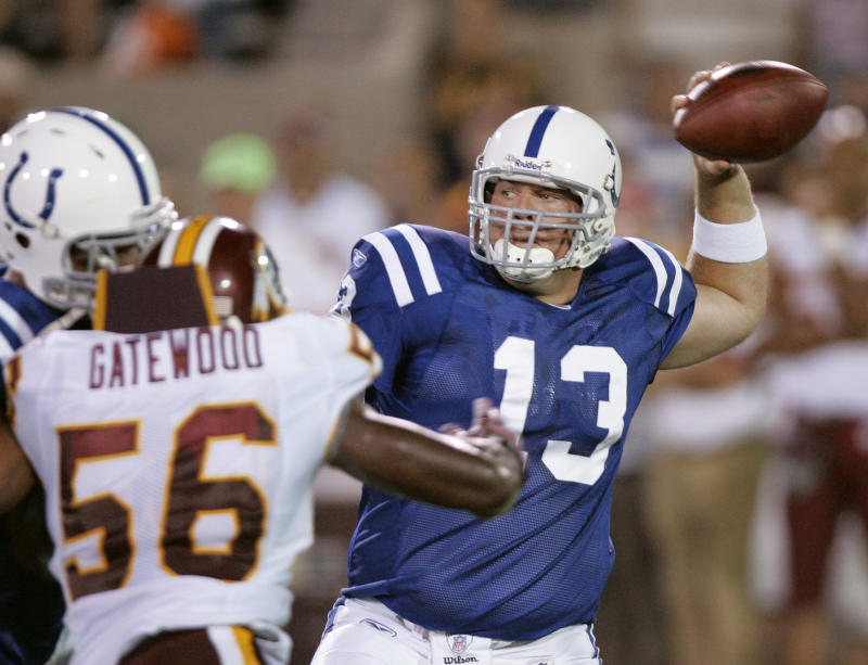 Former Kentucky quarterback Jared Lorenzen dies at 38