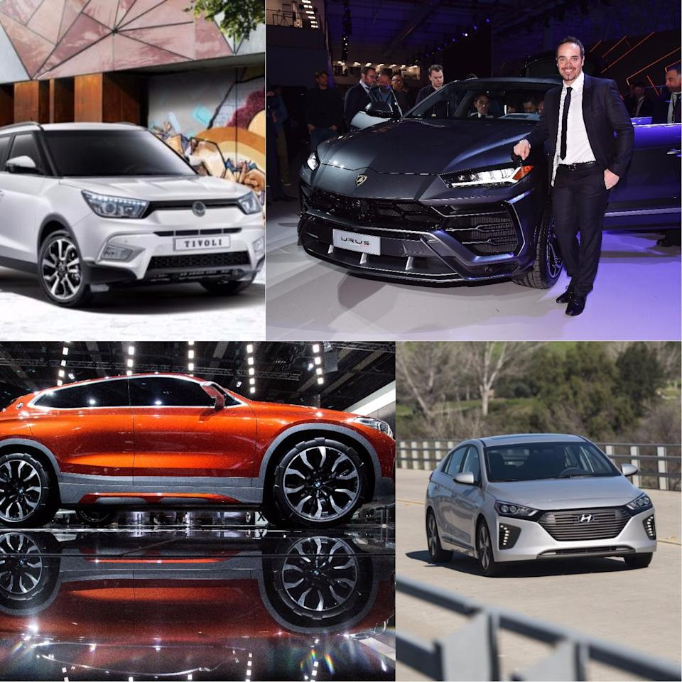 <p>Here are the select cars that are expected to be launched in 2018 in India: </p>