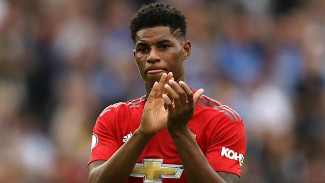 Marcus Rashford is an integral member of Manchester United's squad, according to Jose Mourinho, who delivered the statistics to prove it.