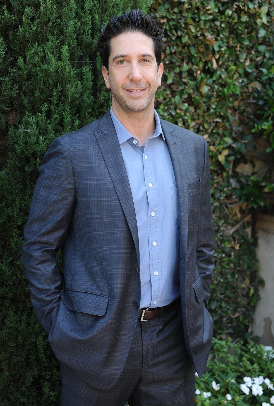 <p>The actor found success with Disney's animated <em>Madagascar</em> franchise. He also earned an Emmy nomination for his performance as Robert Kardashian in <em>American Crime Story</em> and appeared in the reboot of <em>Will and Grace</em>. Next up, you can see him in <em>The Laundromat </em>with Meryl Streep.</p>
