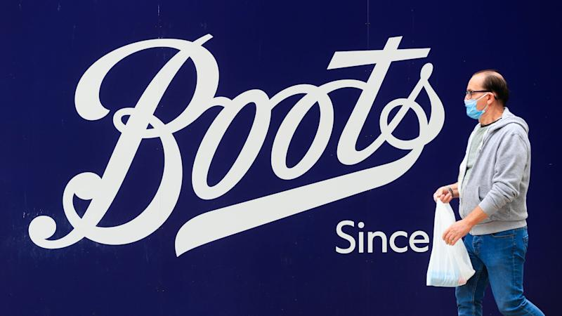 Boots sales plunge after pandemic hits high street and travel stores