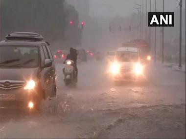 IMD predicts heavy to very heavy rainfall in six districts of Uttarakhand on 24 and 25 July