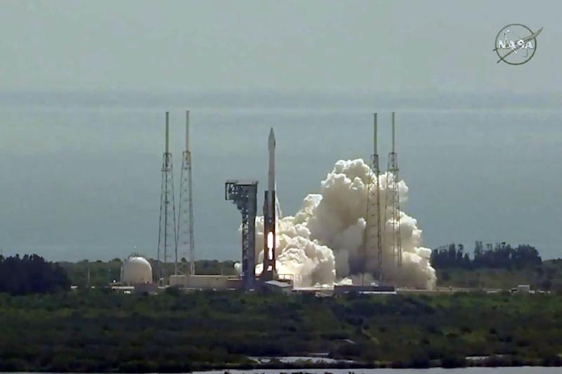 NASA Launches Spacecraft Named After John Glenn To Resupply ISS