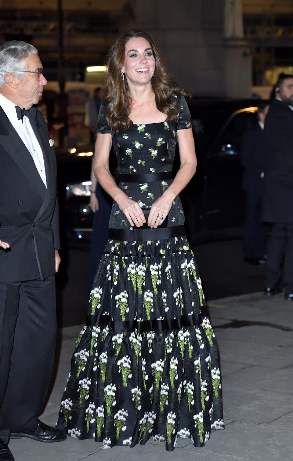 The duchess attends the Portrait Gala 2019 at London's National Portrait Gallery on March 12.