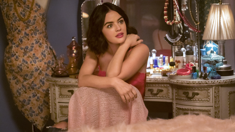 You've Def Seen the 'Katy Keene' Cast Before (& No, We're Not Just Talking About Lucy Hale)