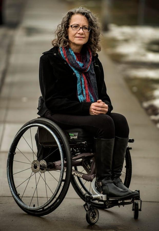 Roxanne Ulanicki is the lead facilitator of the Radical Inclusion report that was submitted to the United Nations on Tuesday.   (Submitted by Roxanne Ulanicki - image credit)
