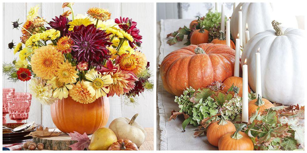 30 Beautiful And Cozy Fall Dining Room Décor Ideas: 40 Beautiful Fall Centerpieces You Can Make Yourself