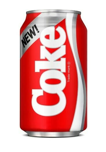 New Coke, from 1985, makes comeback with 'Stranger Things'