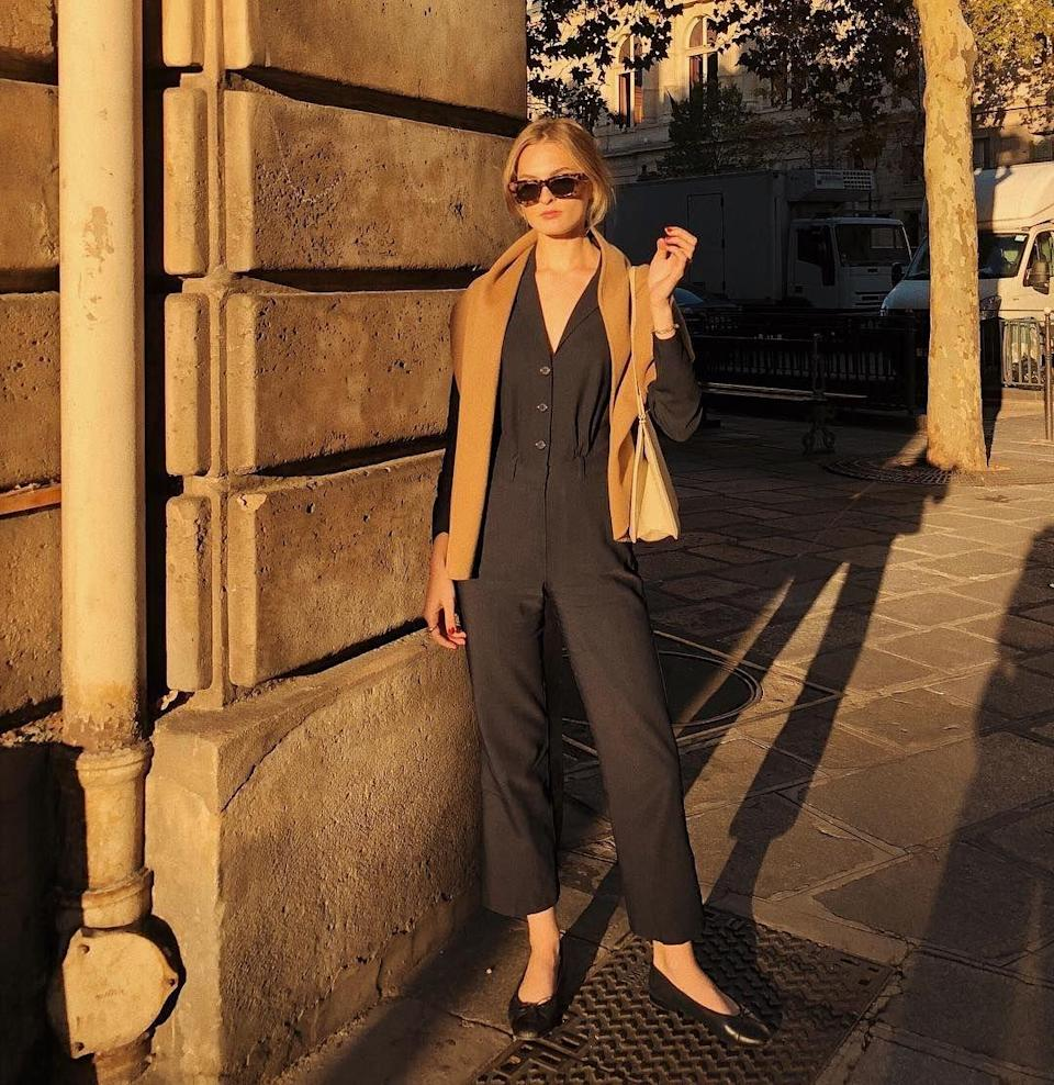 Speaking of neutrals, this is the Parisian way to pull them off.