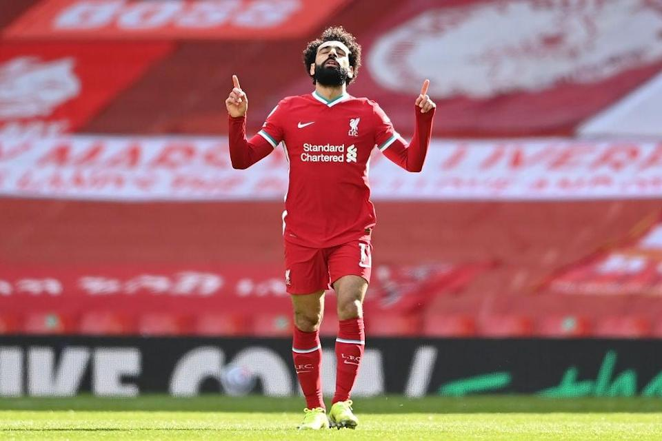 <p>The Reds are chasing a top-four finish</p> (Getty Images)