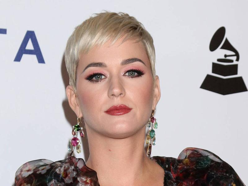 Katy Perry launching livestream series to make up for album delay