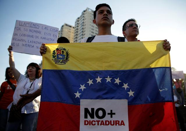 Venezuela Supreme Court protests