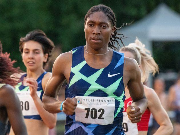 Caster Semenya missed out on qualifying for the Summer Games in Tokyo. (Photo: Stefan Puchner/picture alliance via Getty Images)